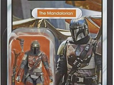 The MANDALORIAN Star Wars Vintage Collection VC166