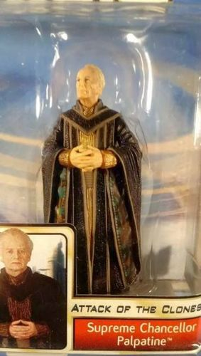 Attack Of The Clones Supreme Chancellor Palpatine  for sale in Orem , UT