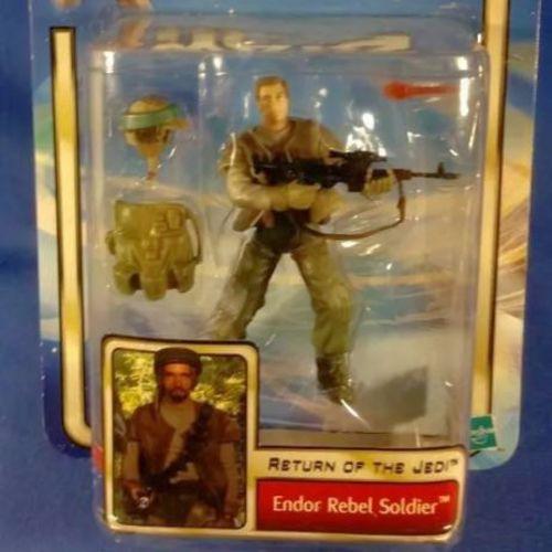 2002 Star Wars Return Of The Jedi Endor Rebel for sale in Orem , UT