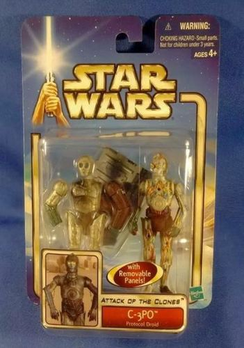 Attack Of The Clones C-3PO Protocol Droid Vintage  for sale in Orem , UT