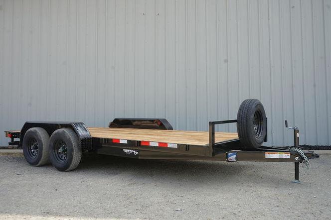 7x16 Equipment/Car Hauler 10,000 GVW for sale in Ogden , UT