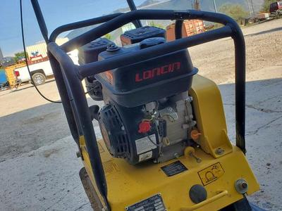 Plate Compactor TMG90 w/dolly