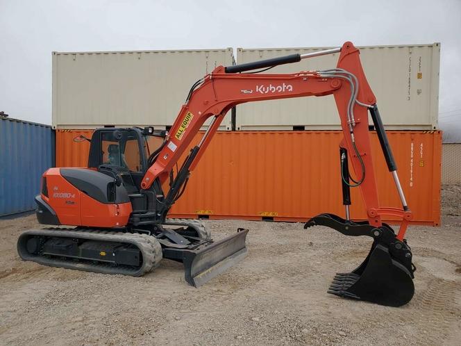 Kubota KX018 Mini Excavator Rentals Mini Ex for rent in Springville , UT
