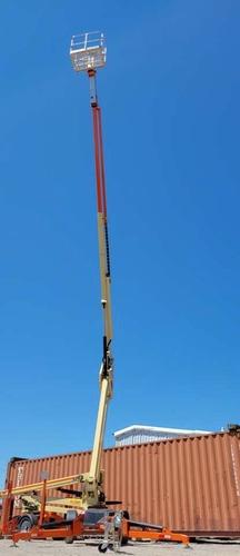 JLG T500J boom lift man basket lift rentals for rent in Springville , UT