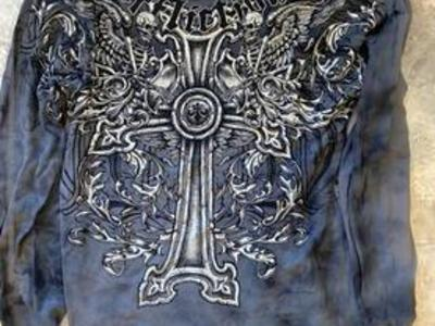 Affliction L/S Thermal Size L $25