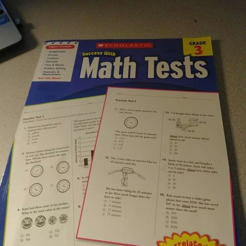 Brand New Homeschooling Books Sucess with Math 3  for sale in Provo , UT