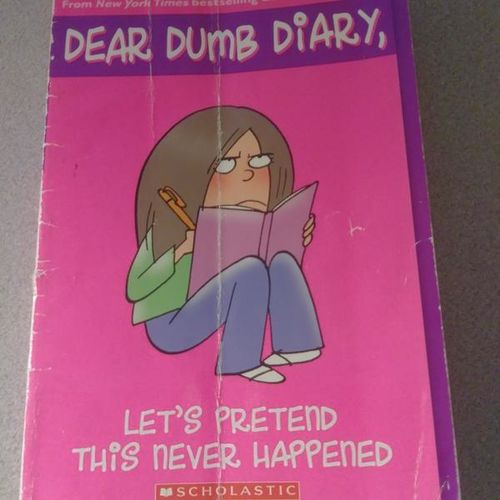 Dear Dumb Diary #1Lets pretend this never happened for sale in Provo , UT