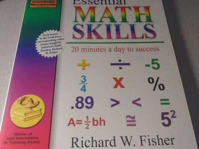 Brand New Homeschool Books( Essentia.Math Skills)