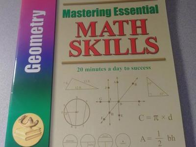 Brand New Homeschooling Books. ( Geometry)