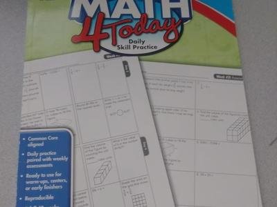 Brand New Homeschooling Books. (5th grade math)