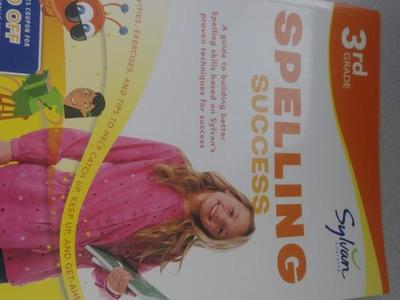 Brand New Homeschool Books (3rd grade spelling)