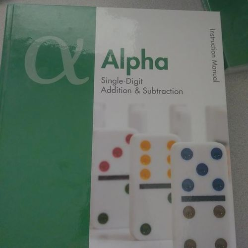 Brand New! Math U See Math Book Set (Alpha) for sale in Provo , UT