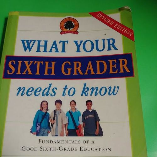 What Your Sixth Grader Needs To Know. for sale in Provo , UT