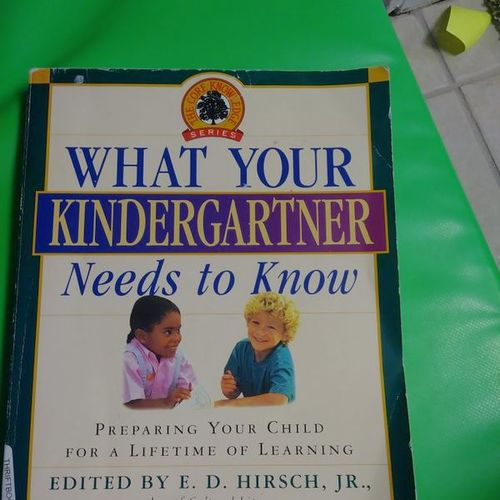 What you kindergartner needs to know.  for sale in Provo , UT