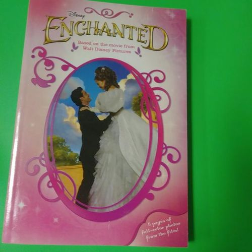 Enchanted. Based on the based Disney Pictures for sale in Provo , UT
