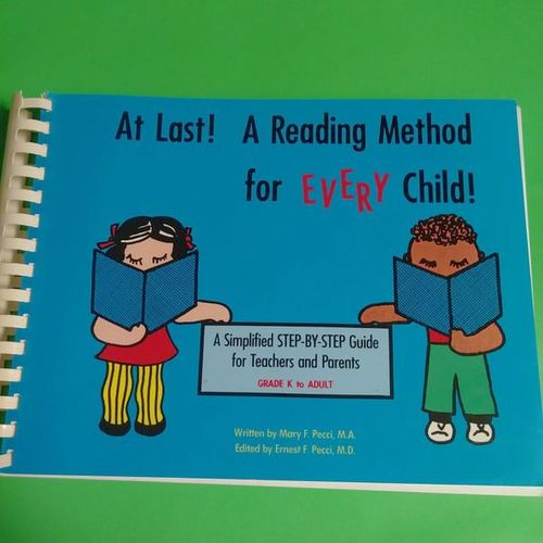At last! A reading method for EVERY child! for sale in Provo , UT