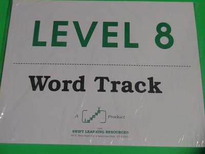 Level 8 word track grades 5 and 6 course