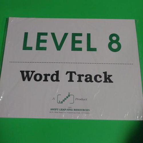 Level 8 word track grades 5 and 6 course for sale in Provo , UT