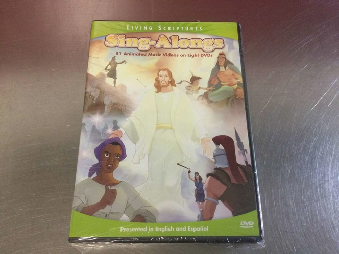 Religious Sing Alongs Music Videos Animated LDS for sale in Provo , UT