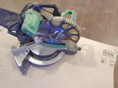 12 inch Miter Saw for rent