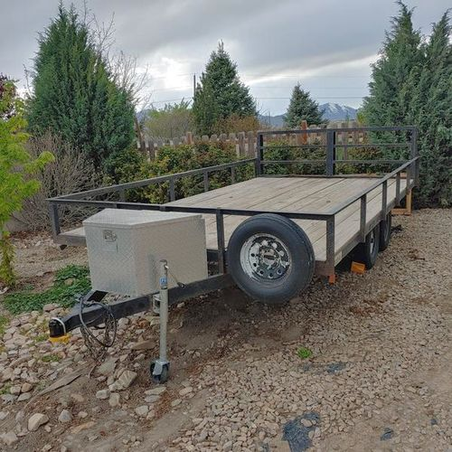4 Place ATV trailer For Rent for rent in West Jordan , UT