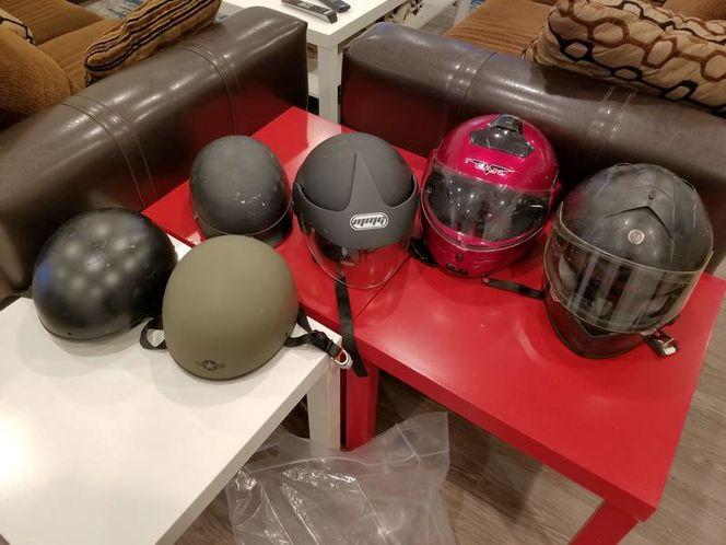 6 Motorcycle Helmets for sale - motorcycle Helmet for sale in Orem , UT