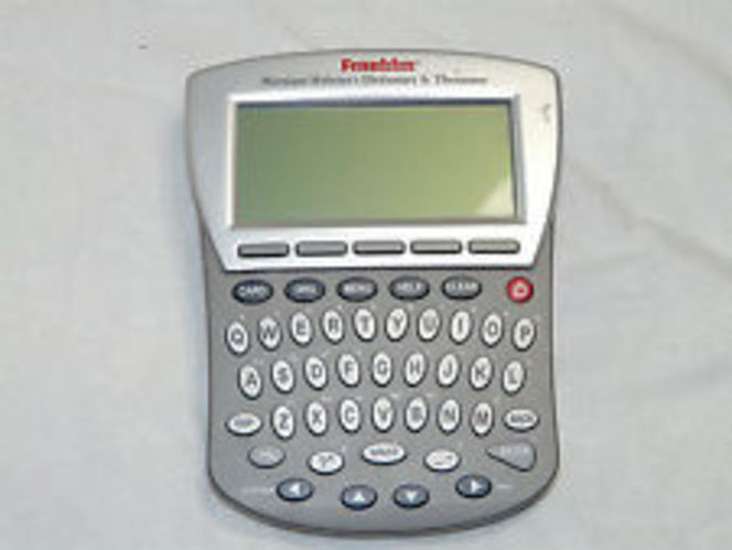 Franklin Electronic Pocket Dictionary & Thesaurus for sale in West Valley City , UT