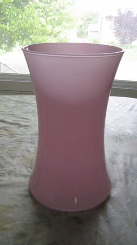 Large Rose Pink Vase for sale in West Valley City , UT
