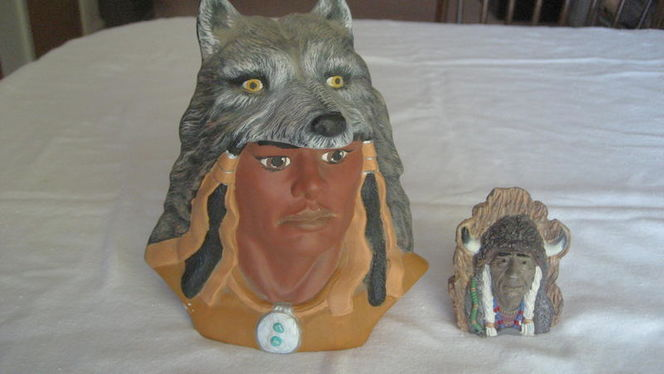 NATIVE AMERICAN INDIAN STATUE for sale in West Valley City , UT