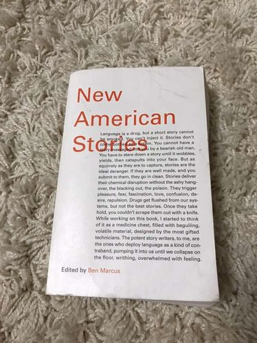 New American Stories By Ben Marcus for sale in Layton , UT