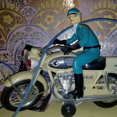 Bandai police motorcycle for sale in Sandy , UT