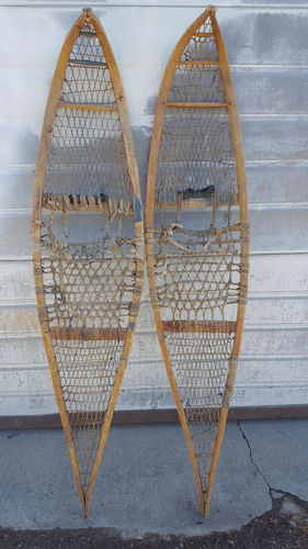 Antique Canadian Snowshoes for sale in Salt Lake City , UT