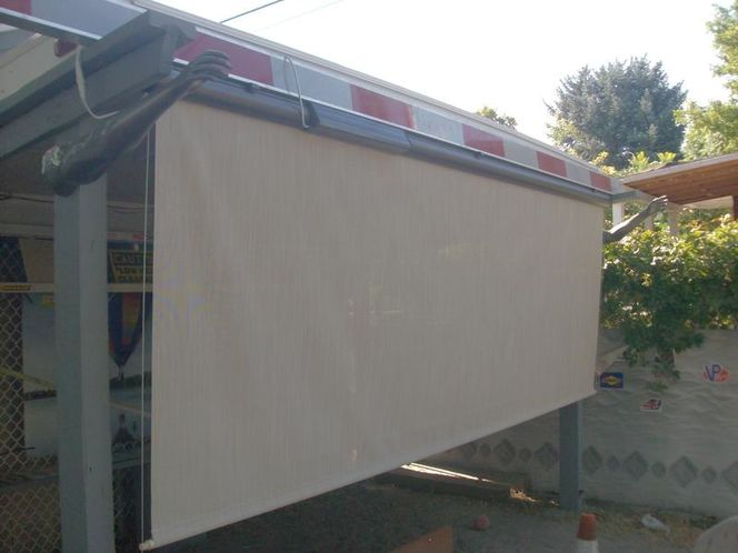 11ft 6 solar sun setter easy shades  i have 1 10 ft and1 8 and 15 ft awning for sale in Salt Lake City , UT
