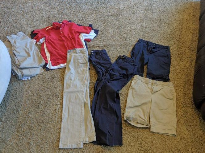 Used Boys Uniform For Sale for sale in Highland , UT