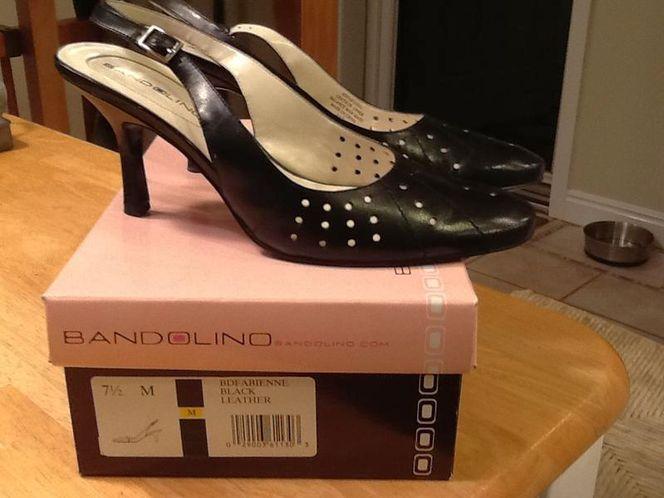 BANDOLINO size 7.5 Leather Shoe for sale in Millcreek , UT