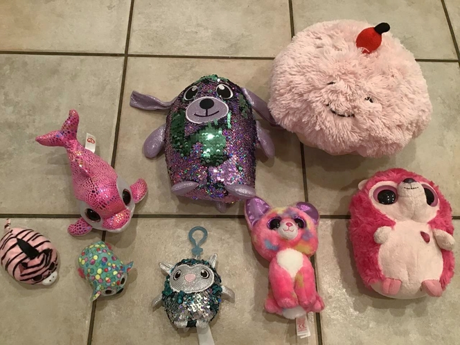 Misc. Clean Stuffed Animals Ty for sale in Millcreek , UT