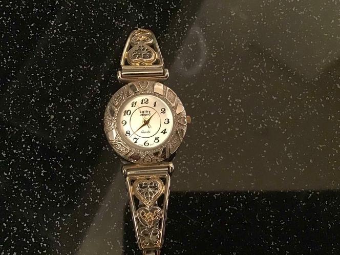 Kathy Ireland Filagree Heart Watch for sale in Millcreek , UT