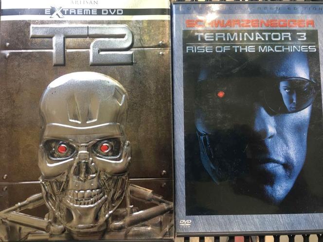 Terminator 2 judgment day/Terminator 3 for sale in Millcreek , UT