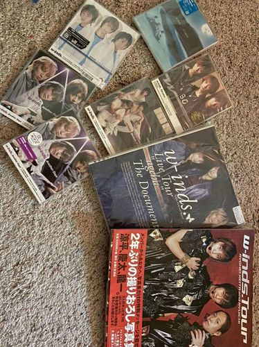 J-POP Group w-inds. Collection for sale in South Jordan , UT
