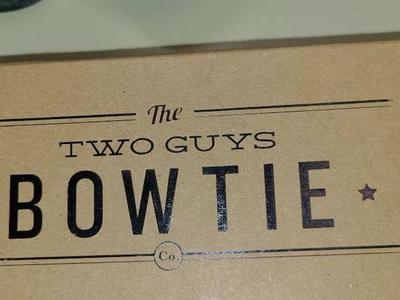 THE TWO GUYS BOWTIE COMPANY
