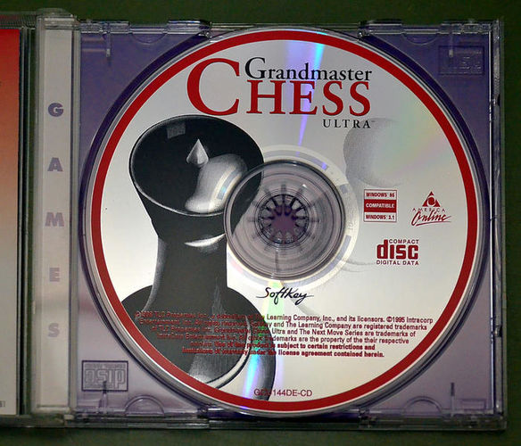 Ultra chess game software by The Learning Company for sale in Orem , UT