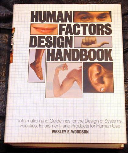 Human Factors Design Handbook for sale in Orem , UT