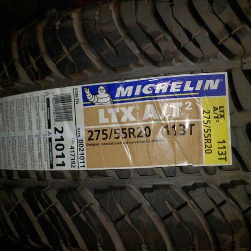 275/55r20 michelin ltx at2 for sale in Salt Lake City , UT