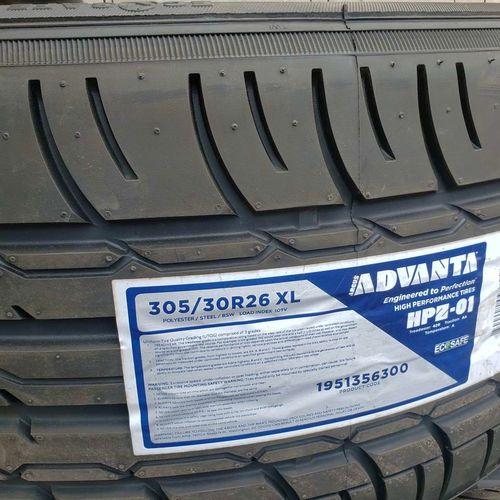 305/30r26 advanta hpz-01 for sale in Salt Lake City , UT