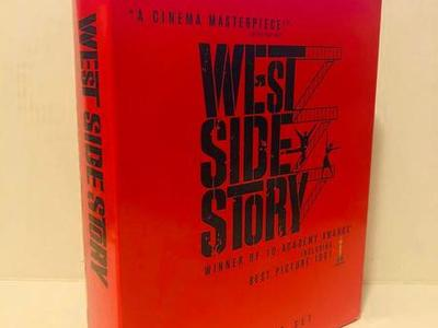 WEST SIDE STORY BOX SET, in DVD, superb condition