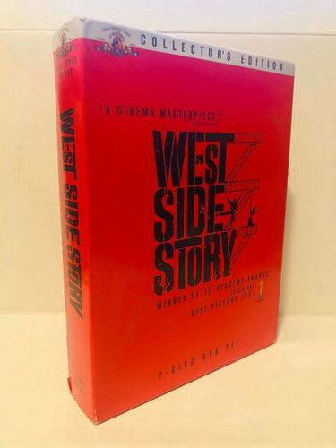 WEST SIDE STORY BOX SET, in DVD, superb condition for sale in Herriman , UT