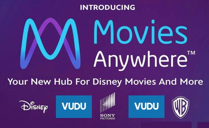 MOVIES ANYWHERE & VUDU digital movie codes for sale in Herriman , UT