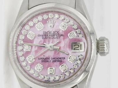 $7k Authentic Ladies Rolex Datejust