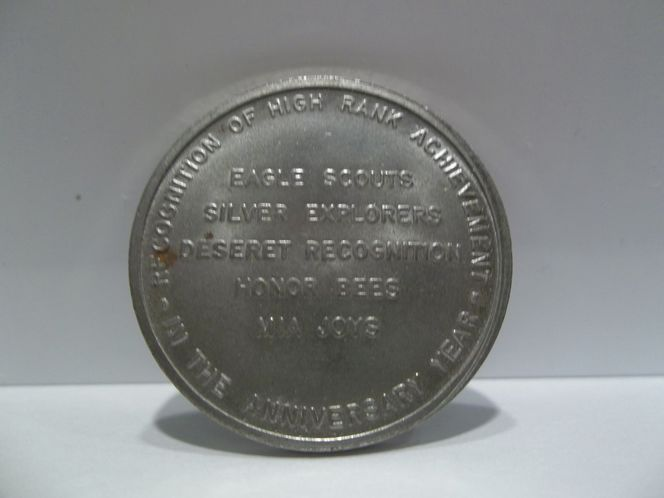 1953 LDS 40th Anniversary Scouting Coin for sale in Logan , UT