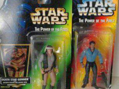 Star Wars Power of the Force 2